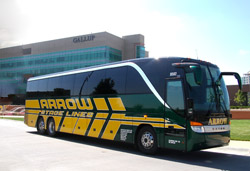 Motorcoach Safety with Arrow Stage Lines