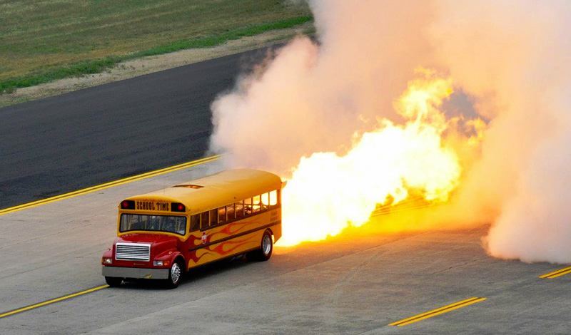 The World's 5 Craziest Buses - Arrow Stage Lines