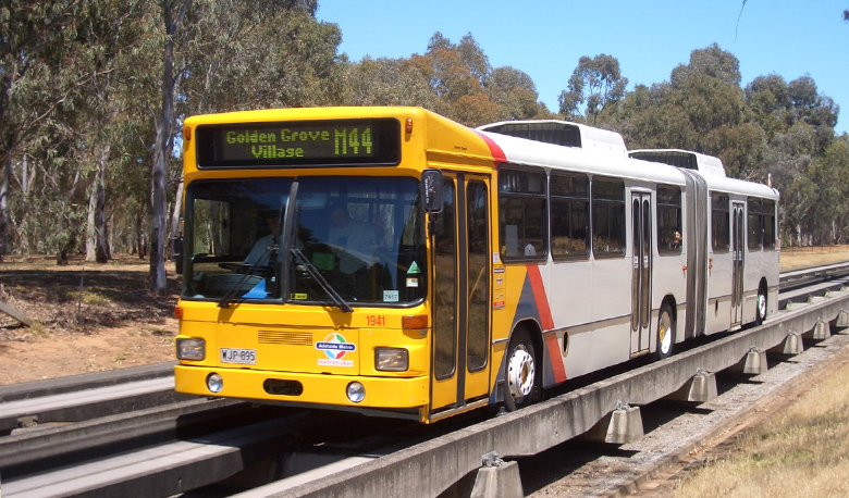 Is it a Bus or a Train? Meet these Weird & Wonderful Guided Buses - Arrow Stage Lines