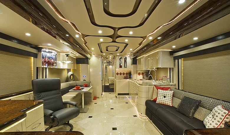 Are These the World's Most Luxurious Buses? - Arrow Stage Lines