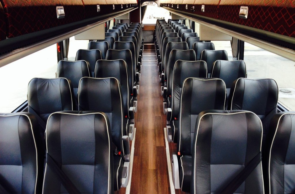 Arrow Stage Lines takes delivery of 16 new motorcoaches