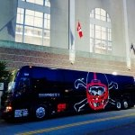 Nebraska Huskers Blackshirts Bus