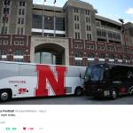 Nebraska Huskers Charter Bus