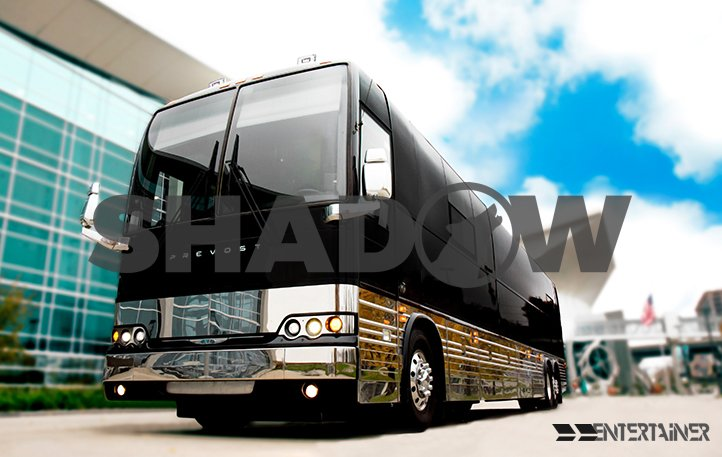 Arrow Entertainer Ushers In Tour Bus Number Five