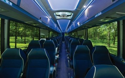 Arrow Stage Lines Takes Delivery of 7 Brand New Motorcoaches