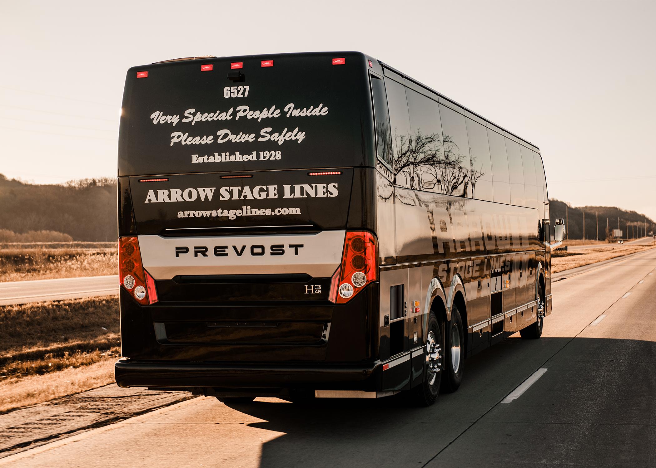 Arrow Stage Lines Kansas City Mo