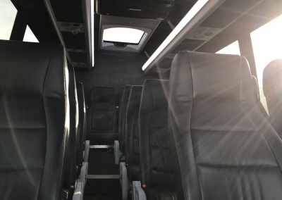 11-16 Passenger Executive Sprinter Bus Charter