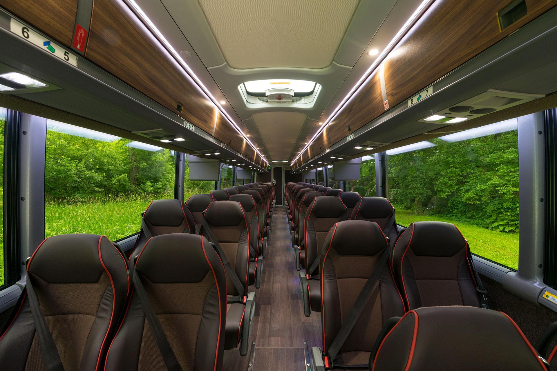 Kansas City Charter Bus - Arrow Stage Lines