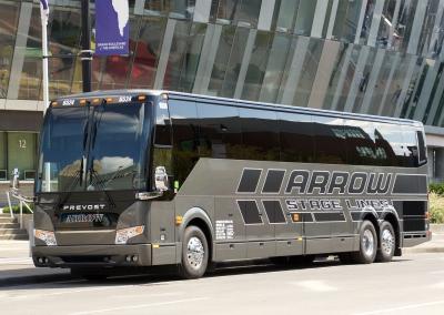 54 Passenger Motorcoach