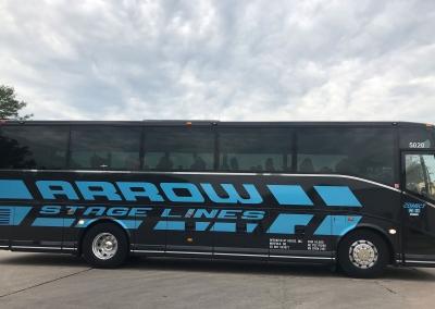 40 Passenger Mid Coach