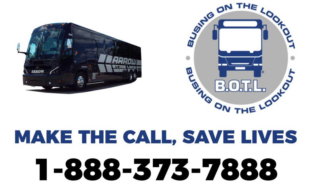 Eliminating Human Trafficking One Bus Charter at a Time