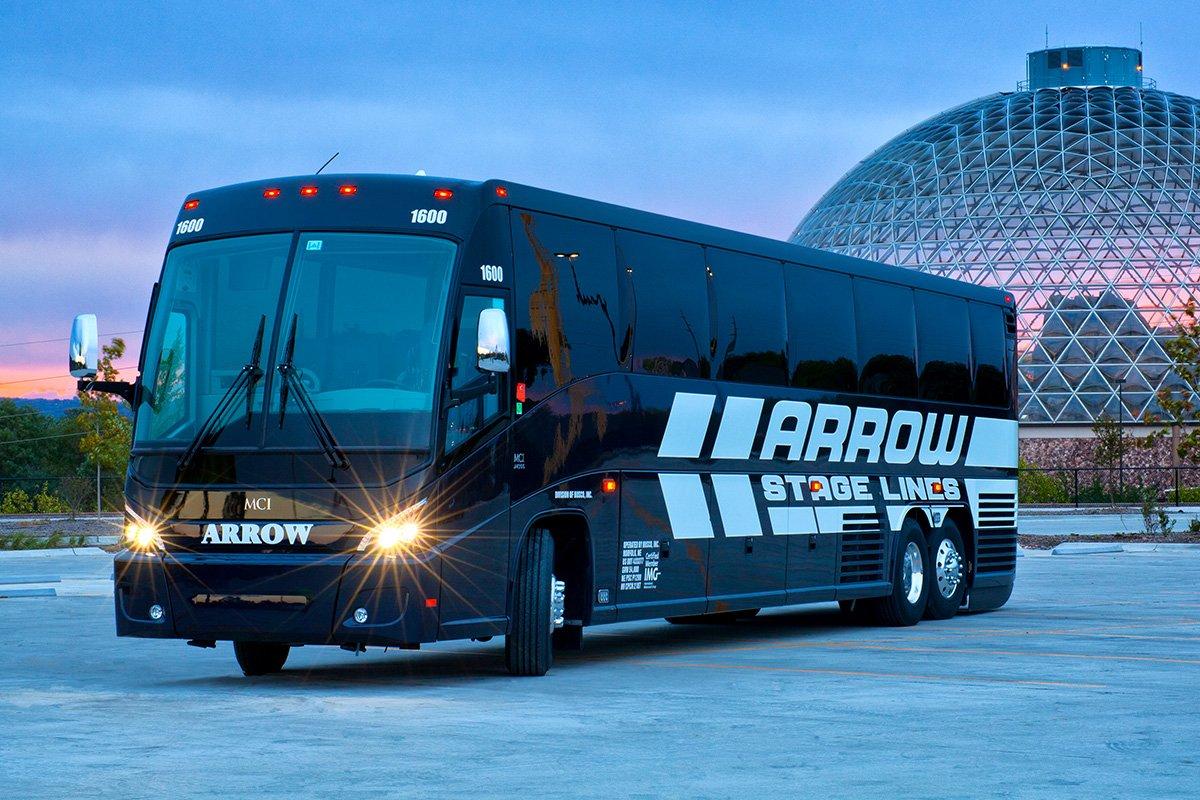 bus at Omaha zoo