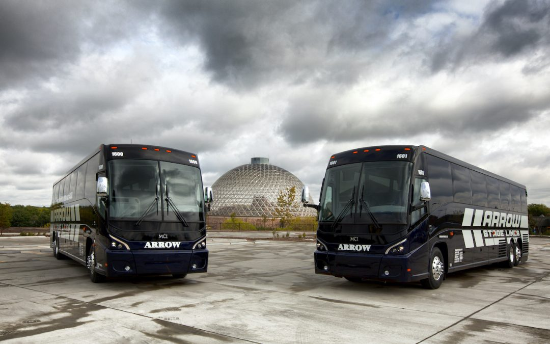 What if the motorcoach I chartered breaks down?